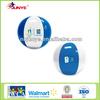Ningbo Junye promotional gift pvc 16'' 18'' 20'' beach ball