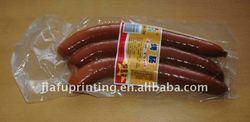 Food packaging vacuum bag