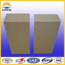 supply fire bricks for glass furnace