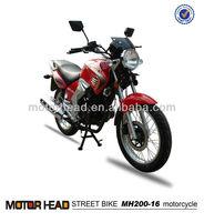 street legal bikes MH200-16 street motorcycles