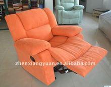 2015 excellent manual recliner rocker swivel chair microfiber arm chair