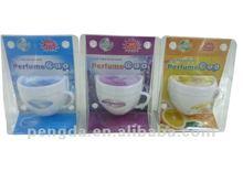 70G coffee cup room liquid automatic room air freshener