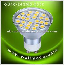 GU10 24SMD 5050 LED BULB