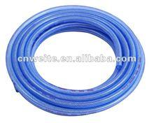 5/16'' PVC clear garden reinforced hose fiber reinforced hose water hose for home and garden