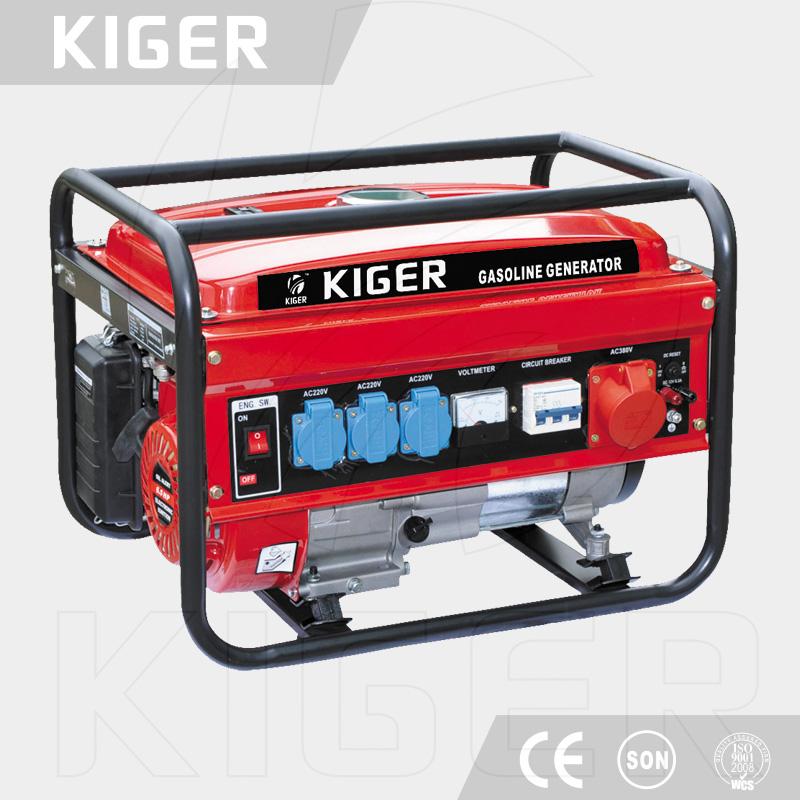 Genset Medan - Kiger 2kw Gasoline Genset