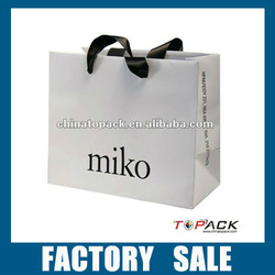 High Quality Logo Printed Paper Bag