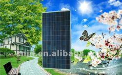 poly solar module 210w