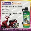 Magic Tyre Sealer and Inflator, Quick repair Tire Sealer & Inflator