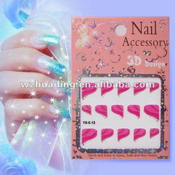 nail art 3D design