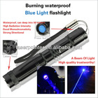 445nm 1.5W Blue flashlights laser pointer(BBP-2009A)