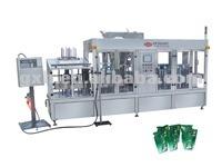 Sachet Water Packaging Machine, Automatic Liquid Pouch Packing Machine, Pouch Filling Machine