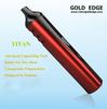 2200mAh Huge Capacity Titan-1 E-Cigarette Vaporizer Pen Dry Herb E-Cigarette