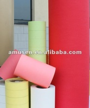Resin coated wooden pulp air filter paper 16
