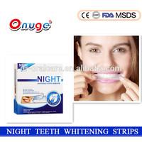 Crest 3D Supreme Flex fit Professional Whitestrips Teeth whitening strips 14 pouches 28 strips