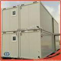 Zwei Schlafzimmern, zwei Badezimmer eps container-home Grundriss