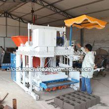 WT10-15 making machine concrete block used