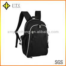 black kids backpack strap material