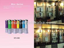 Mini Rechargeable Electric Wine Opener Automatic Corkscrew KP3-36M