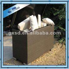 Outdoor Storage Rattan Cushion Box