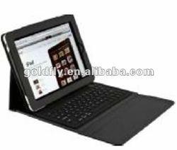 Hot Bluetooth 3.0 keyboard for iPad with CE (korean bluetooth keyboard/bluetooth remote keyboard/wireless Bluetooth keyboard)