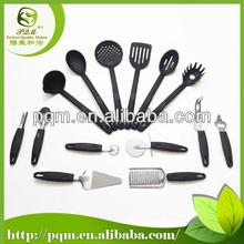 15 piezas de nylon de utensilios de cocina, de cocina de nylon conjunto de herramientas