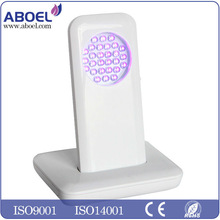 blue or red or green light therapy addressing all kinds of skin problems