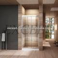 de aluminio puertas de cuarto de baño
