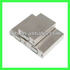 3.7v rechargeable li-ion battery cell for wireless mobile phone lithium battery