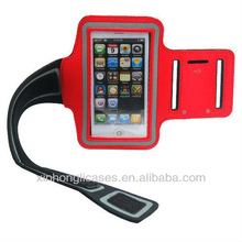 sport armband pouch case for Iphone 5