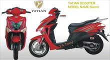 High quality with best price Chinese 125cc newest gasoline moped