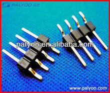 china supplier 2.54mm pitch pin header