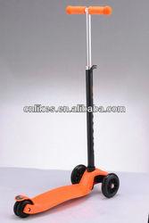 New design high adjustable mini scooter 3 wheel
