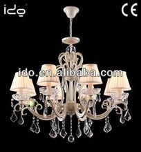 China K9 crystal chandelier sand gold finish