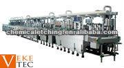 PCB DES production line/ PCB etching machine
