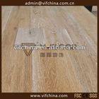 Long board white washed oak engineered flooring
