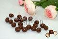 caja de chocolate caramelo de azúcar grageas
