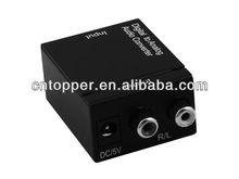 audio converter digital optical to analog