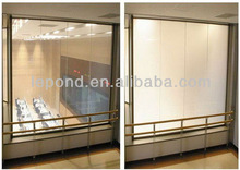China wholesale tempered glass / smart glass for internal decoration