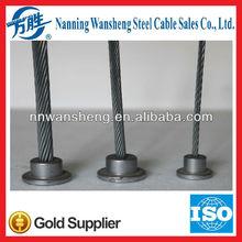 Hot Dip Galvanized Steel Wire Strand