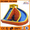 2014 HOT Sale Professional Manufacturers Popular Inflatable Wet Slide