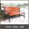 FW20 Wooden Slats For Cast Iron Park Bench