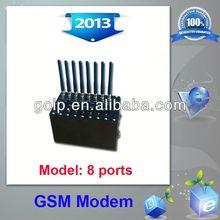 8 port gsm modem for bulk sms sending and receiving,3g hsdpa/umts/edge/gprs/gsm wireless usb modem