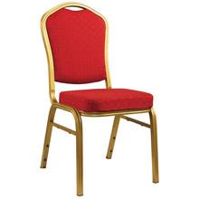 Banquet steel chair / hotel furniture