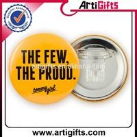 Artigifts promotional cheap custom tin Button Badge
