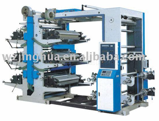FM-41000 Flexo Printing Machine