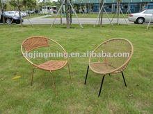 2012 Modern style Metal chair,outdoor /indoor furniture