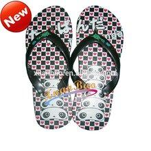 fashionable nature rubber flip flops wholesale