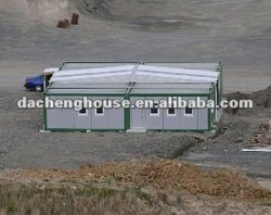Temporay Container House/Home/Office In Wild for project/Mining/Miner