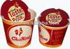 eco-friendly fried chicken bucket