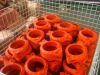 concrete pump coupling